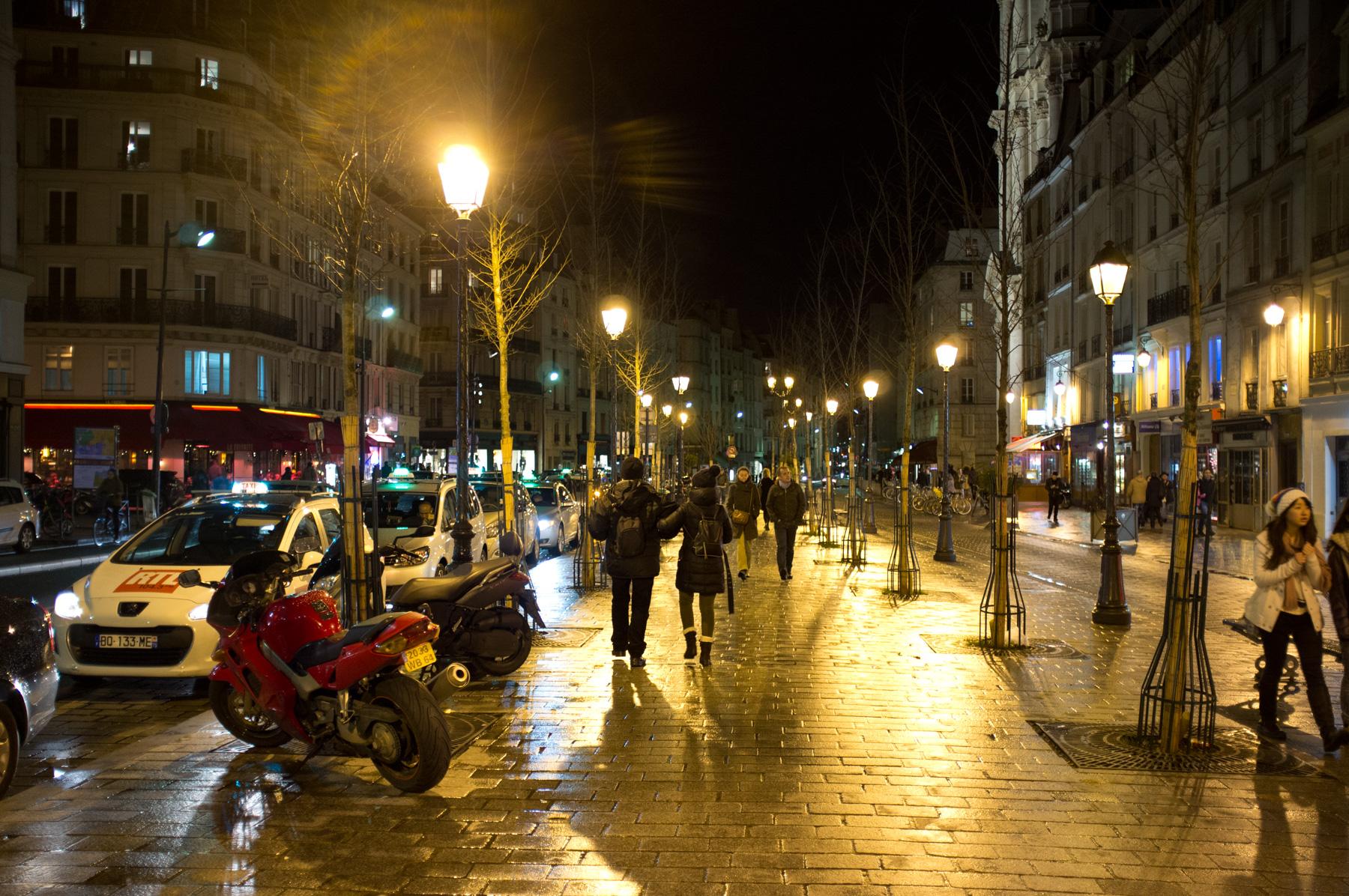 Street_Rainy