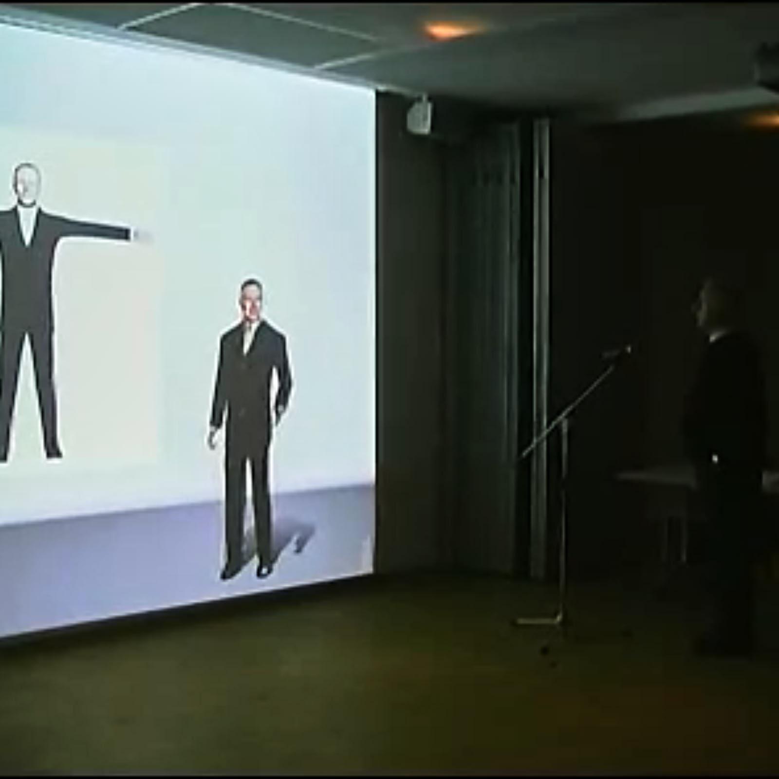 3D Interactive Avatar
