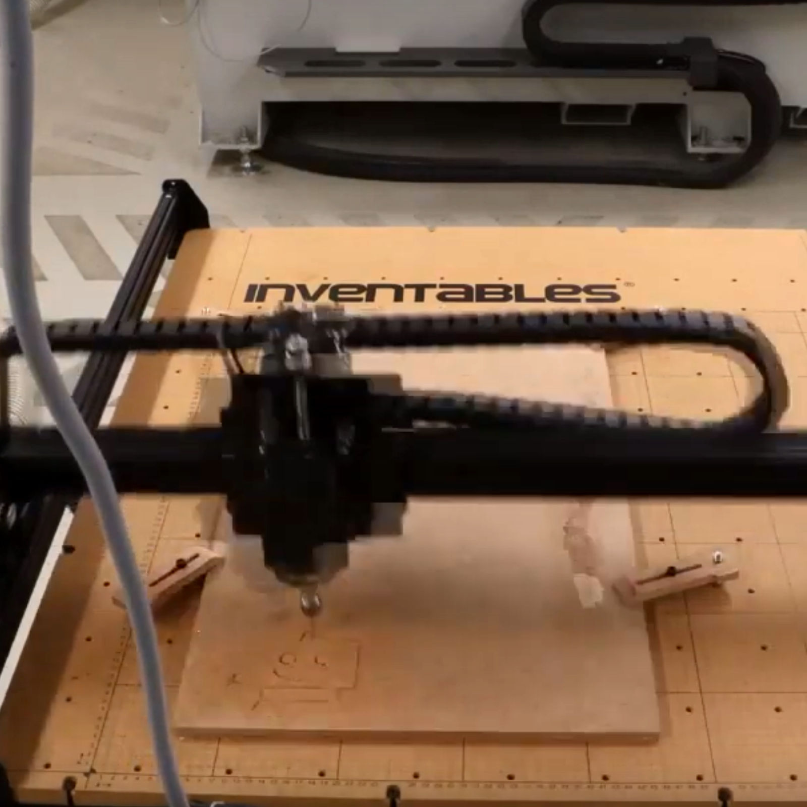 Inventables X-Carve Assembly